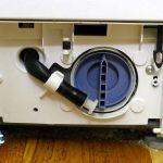 علت تخلیه نشدن آب در ماشین لباسشویی سامسونگ