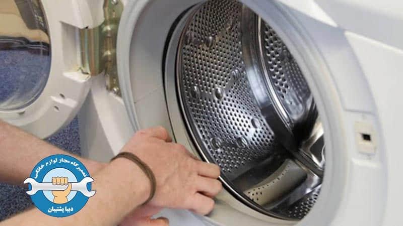 علل وارد نشدن آب به داخل ماشین لباسشویی سامسونگ