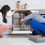 علت تمیز نشدن ظروف در ماشین ظرفشویی سامسونگ
