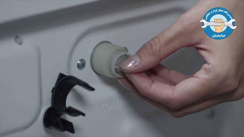 علل بروز ارور 4E و4C در ماشین ظرفشویی سامسونگ