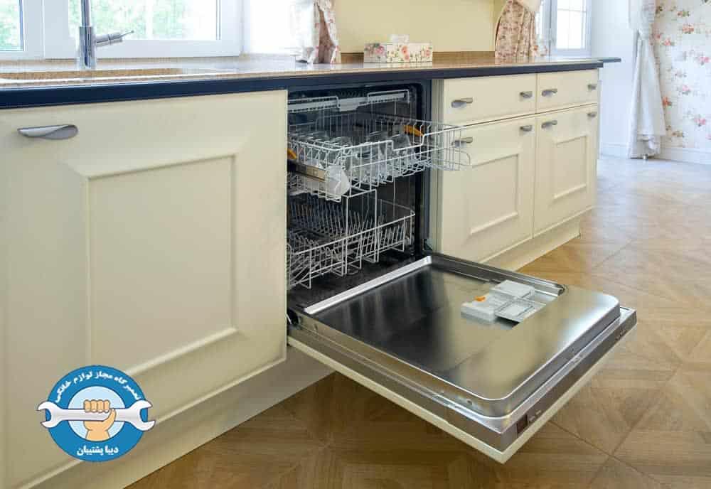 علت ارور 5E یا SE در ماشین ظرفشویی سامسونگ