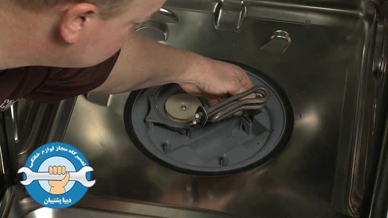 برطرف کردن ارور 5E یاSE در ماشین ظرفشویی سامسونگ