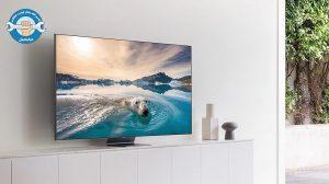 تلویزیون سامسونگ صدا دارد اما تصویر ندارد